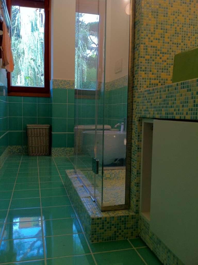 Box doccia in vetro temperato lavorazione del vetro roma vetreria aurelia - Box doccia in vetro ...