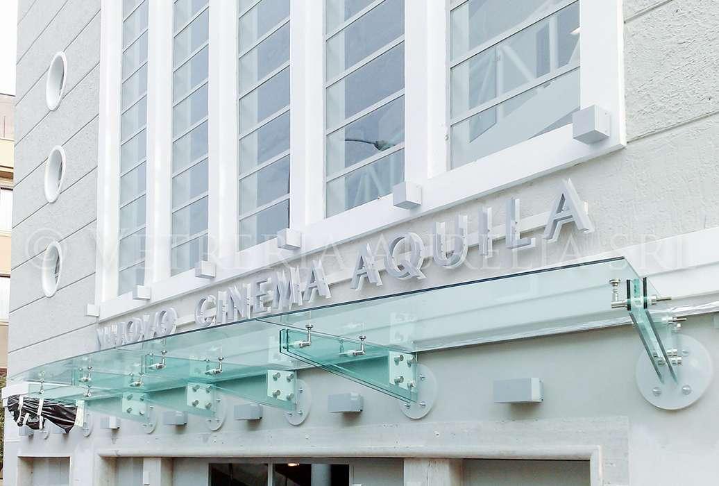 pensilina cinema Aquila Roma