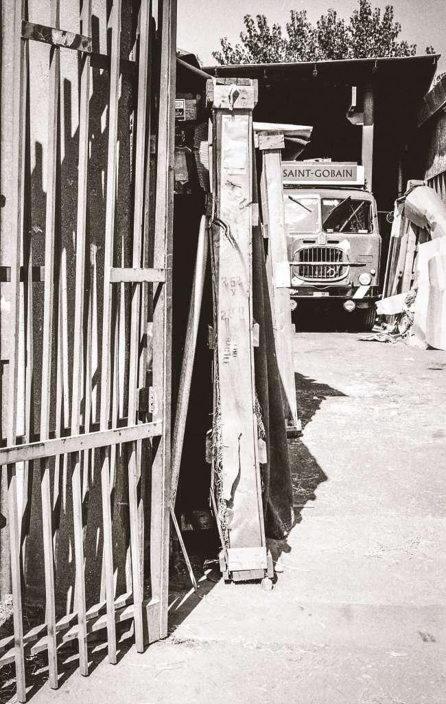 Camion Vetreria Aurelia 1970
