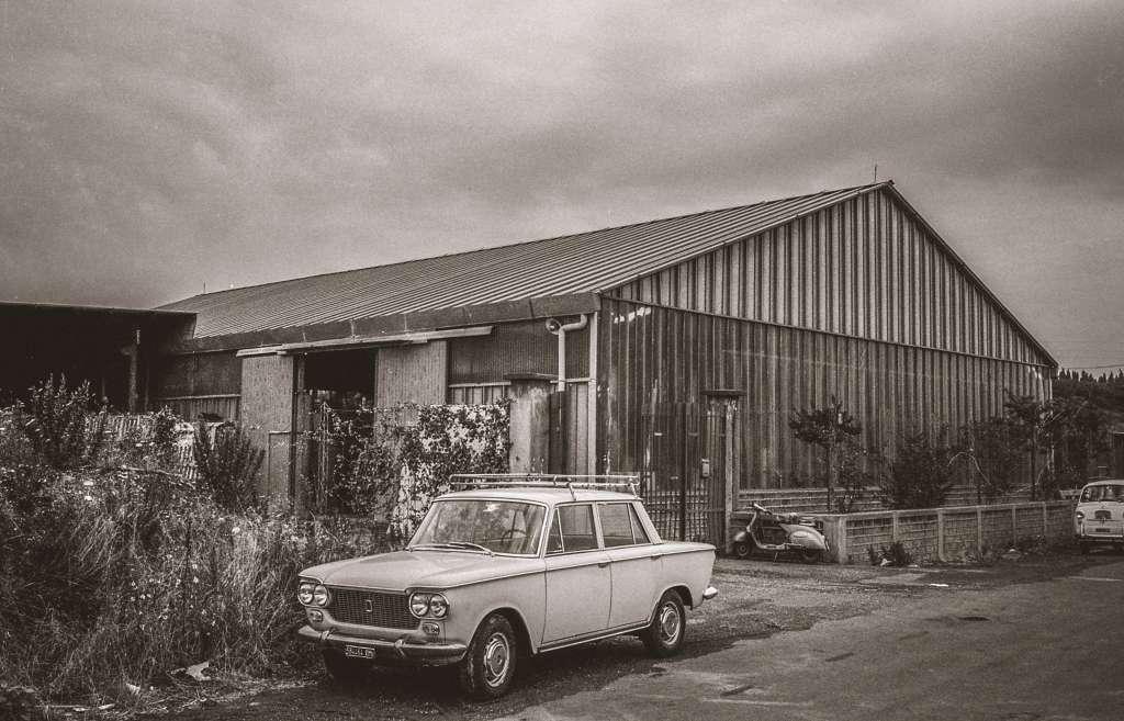 vetreria aurelia anni 70 via soriso