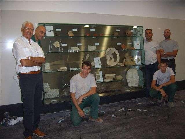 Team a fine lavoro Roma Metropolitane 2005
